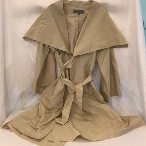 Morgane Le Fay trench dress